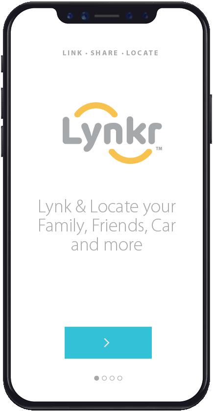 Portfolio-Lynkr App | Lopamudra Creative